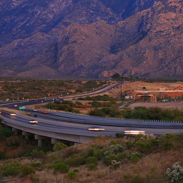 Tangerine Road Four Lane Roadway 1 cropped