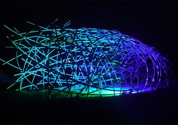 artwork lit up cropped